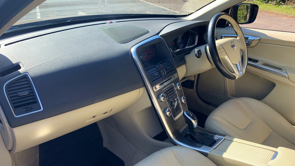 Volvo XC60 D4 AWD SE Lux Nav Auto with Panoramic Roof, Sensus Nav, Winter  Pack & Privacy Glass 2 4 Diesel Automatic 5 door Estate (2014) available
