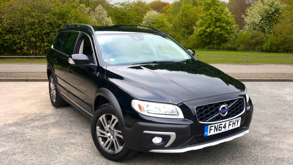 Volvo XC70 D5 SE NAV AWD With. High Performance Sound, Rear Park Assist & Cruise Control 2.4 Diesel Automatic 5 door 4x4 (2014) image