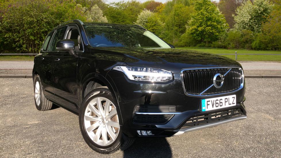 Volvo XC90 D5 PowerPulse Momentum AWD Auto, Nav, Adaptive Cruise, Lane Keeping Aid, 7 Seats, DAB 2.0 Diesel Automatic 5 door 4x4 (2016) at Volvo Croydon thumbnail image