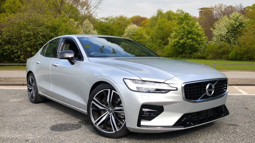 Volvo S60 S60 T5 R Design Plus Auto, Winter and Convenience Pks, Intellisafe Pro, Har 2.0 Automatic 4 door Saloon