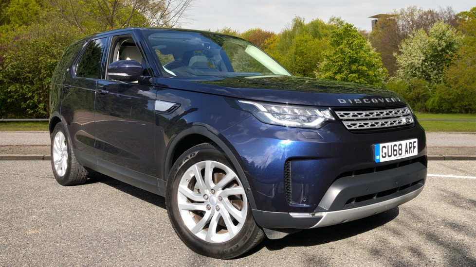 Land Rover Discovery 2.0 Si4 HSE 5dr 7 Seats, Panoramic sliding Sunroof Automatic 4x4 (2018) image