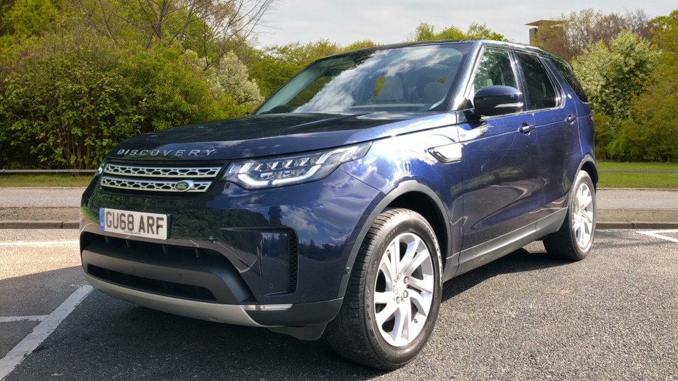 Land Rover Discovery 2.0 Si4 HSE 5dr image 3