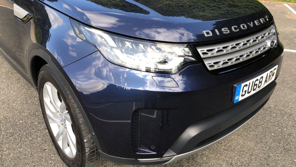 Land Rover Discovery 2.0 Si4 HSE 5dr image 24