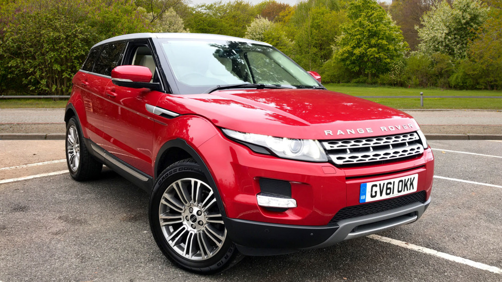 Land Rover Range Rover Evoque 2.2 SD4 Prestige Lux Pack Auto with Panoramic Glass Sunroof, Keyless Entry, Blis & Power Tailgate Diesel Automatic 5 door Hatchback (2011) image