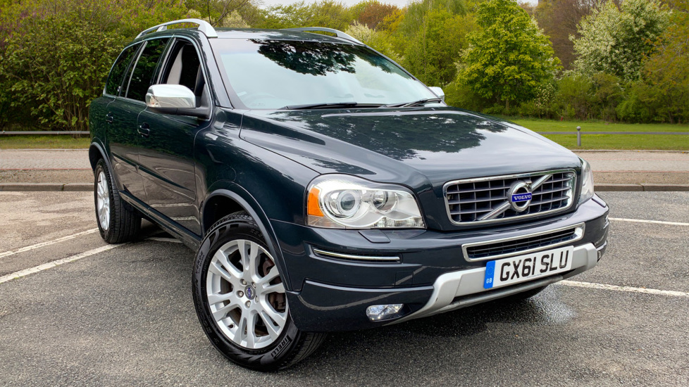 Volvo XC90 2.4 D5 Executive Auto With. Sat Nav, Rear Park Assist & Dark Tinted Windows Diesel Automatic 5 door Estate (2011) image