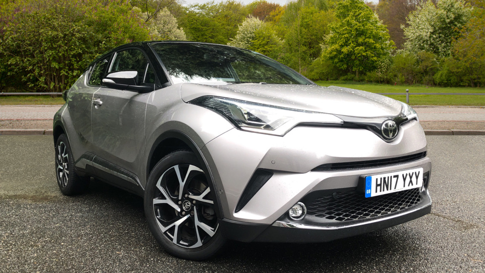 Toyota CHR 1.2T Dynamic Manual, Navigation, Adaptive Cruise, Heated Seats, Blind Spot Assistance 5 door Hatchback (2017)
