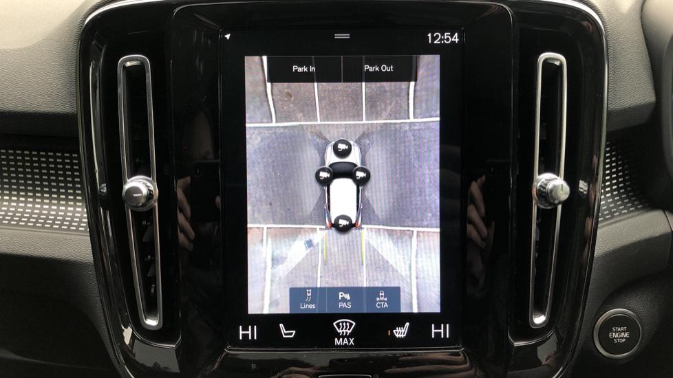 Volvo XC40 2.0 T4 R Design Pro AWD AT, Keyless Drive, Smartphone Integration, Active Bending Lights, DAB image 7