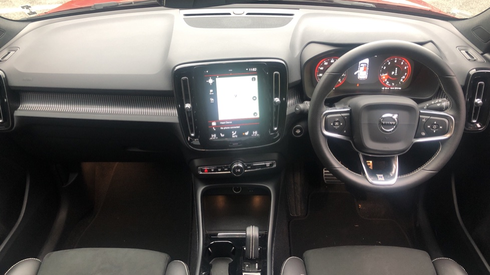 Volvo XC40 T4 AWD RDesignPro Nav AT, Xenium/Convenience/IntellisafePro Pks, S.Phone Prep, Tempa Spare image 19