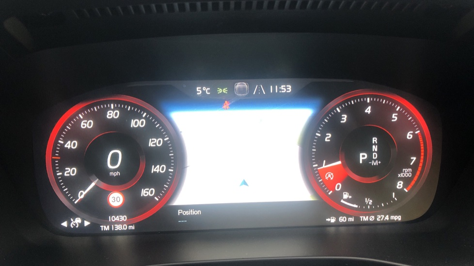 Volvo XC40 T4 AWD RDesignPro Nav AT, Xenium/Convenience/IntellisafePro Pks, S.Phone Prep, Tempa Spare image 8