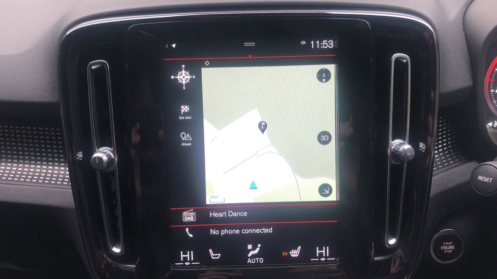 Volvo XC40 T4 AWD RDesignPro Nav AT, Xenium/Convenience/IntellisafePro Pks, S.Phone Prep, Tempa Spare image 5