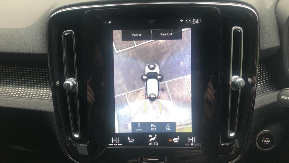 Volvo XC40 T4 AWD RDesignPro Nav AT, Xenium/Convenience/IntellisafePro Pks, S.Phone Prep, Tempa Spare image 7