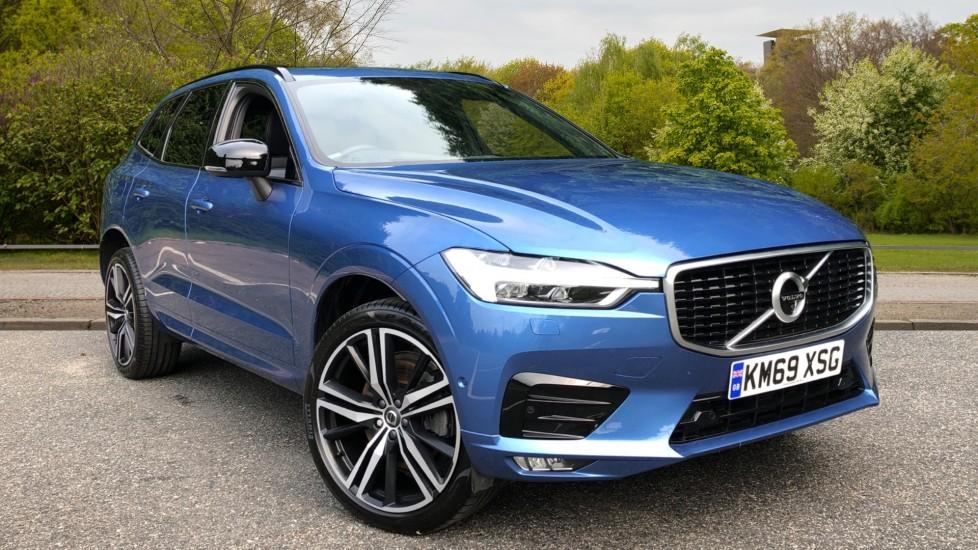 Volvo XC60 B5D Hybrid R Design Pro AWD Auto, Xenium Pack, Intellisafe Pro, Sunroof, 360 Camera, Air Suspension 2.0 Diesel/Electric Automatic 5 door 4x4 (2019)