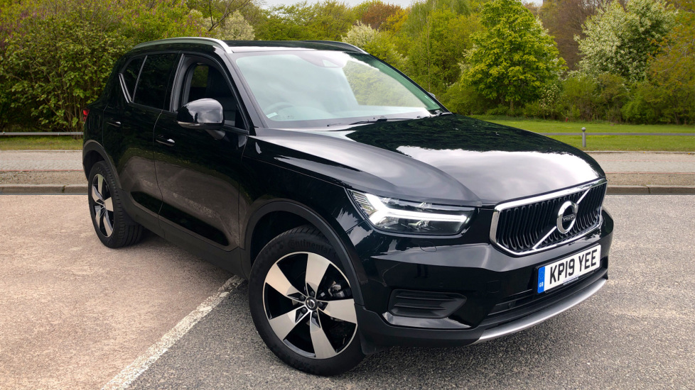Volvo XC40 T3 Momentum FWD Man, Intellisafe Pro, Winter Pk, Htd SWheel, Rr Cam, Fnt Sens, Privacy & Leather. 1.5 5 door Estate (2019)