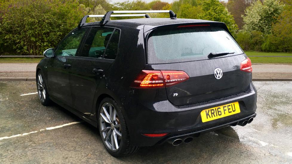 Volkswagen Golf R 4 Motion DSG Auto with Sat Nav, Adaptive Cruise & Frt & Rear Parking Sensors image 2