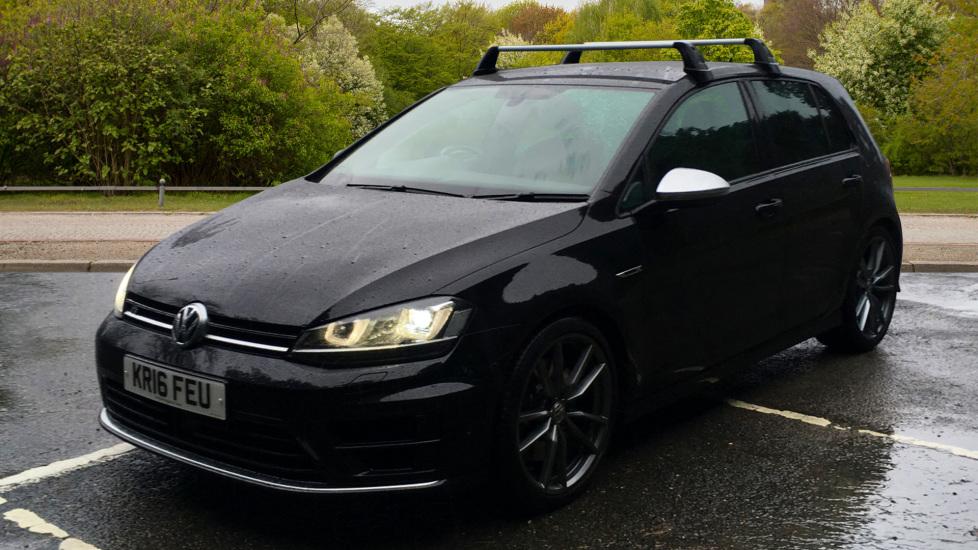 Volkswagen Golf R 4 Motion DSG Auto with Sat Nav, Adaptive Cruise & Frt & Rear Parking Sensors image 12