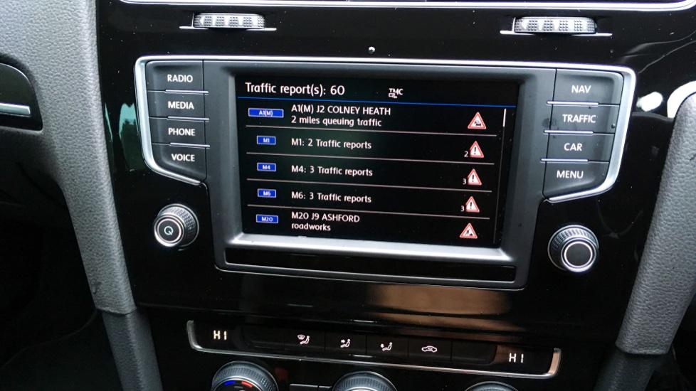 Volkswagen Golf R 4 Motion DSG Auto with Sat Nav, Adaptive Cruise & Frt & Rear Parking Sensors image 20