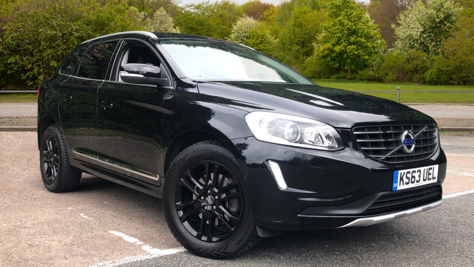Volvo XC60 D5 SE Lux Nav AWD Auto with Winter Pk, Active Bending lights, Fwd Folding Fnt Seat. 2.4 Diesel Automatic 5 door Estate (2013) image