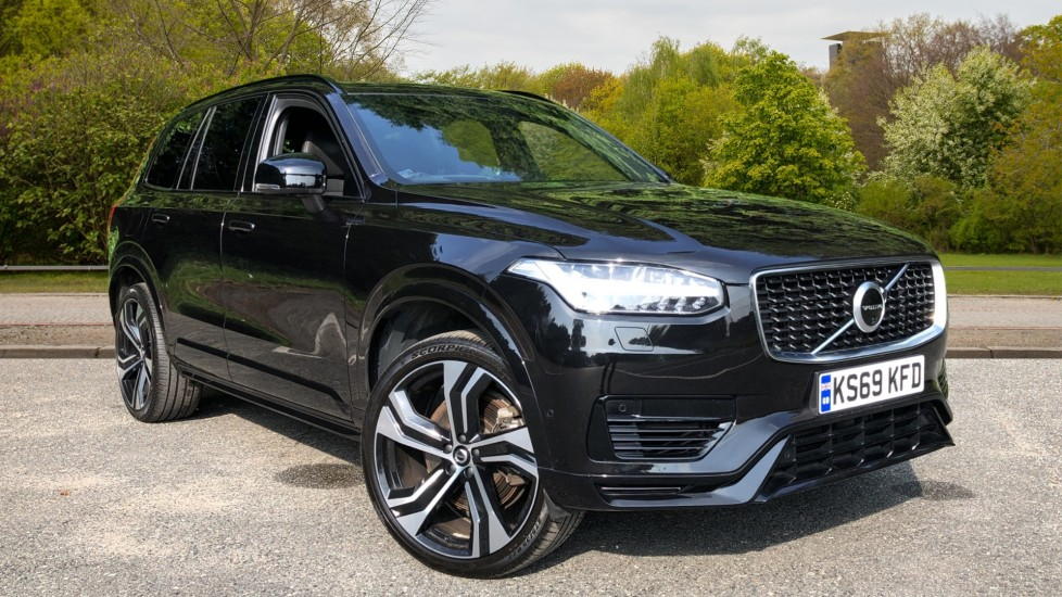 Volvo XC90 T8 Hybrid R Design Pro AWD Auto, Xenium Pack, Sunroof, 360 Camera, Head Up Display, 22in Wheels 2.0 Petrol/Electric Automatic 5 door 4x4 (2019) image