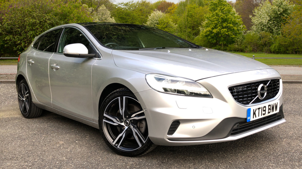 Volvo V40 T3 RDesign Edition AT, Nav, Winter & Xenium Pks, IntelliPro, Active Bend Lights, 18 Inch Alloys 1.5 Automatic 5 door Hatchback (2019)