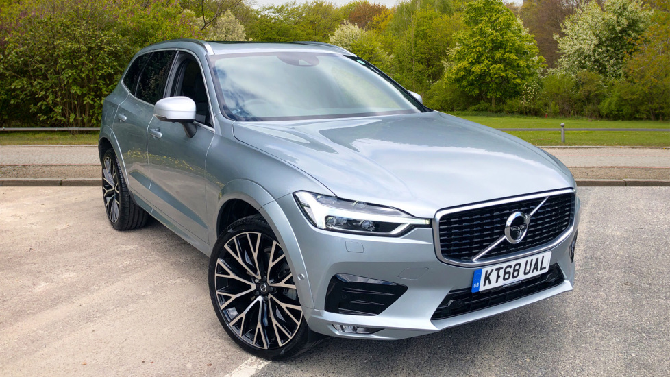 Volvo XC60 2.0 D4 R DESIGN Pro AWD Auto, Xenium, Smartphone Integration, 22 Inch Wheels Diesel Automatic 5 door Estate (2019)