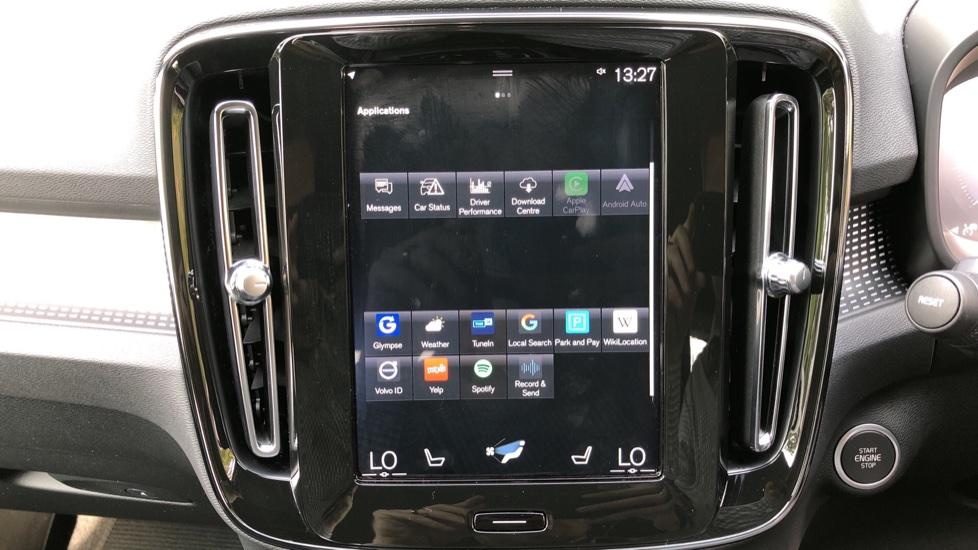 Volvo XC40 D3 R Design Pro Auto, Winter Plus & Convenience Pack, Intellisafe Pro Pack, Rear Camera  image 27