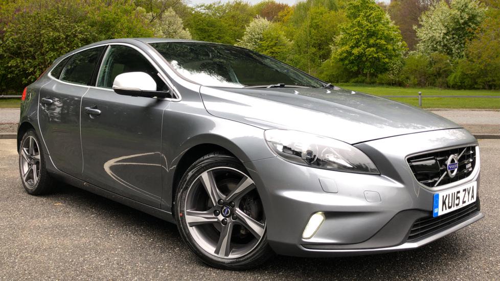 Volvo V40 D2 R Design Lux Nav, Lux Winter & Drivers Support Pks, R.Park Sensors, BLIS, Tempa Spare 1.6 Diesel 5 door Hatchback (2015) at Volvo Croydon thumbnail image