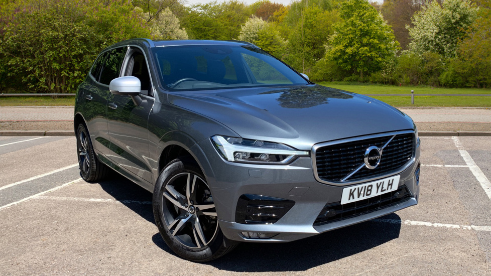 Volvo XC60 2 0 D5 AWD PowerPulse R DESIGN Nav Auto with Intellisafe, Tempa,  Privacy Glass, & Winter Pk Diesel Automatic 5 door 4x4 (2018) available