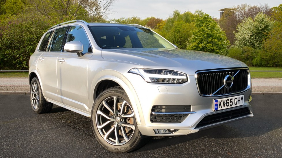 Volvo XC90 D5 Momentum AWD Auto, Nav, 7 Seats, Family & Winter Pack, Booster Seat, Heated Screen, CarPlay 2.0 Diesel Automatic 5 door 4x4 (2015) image