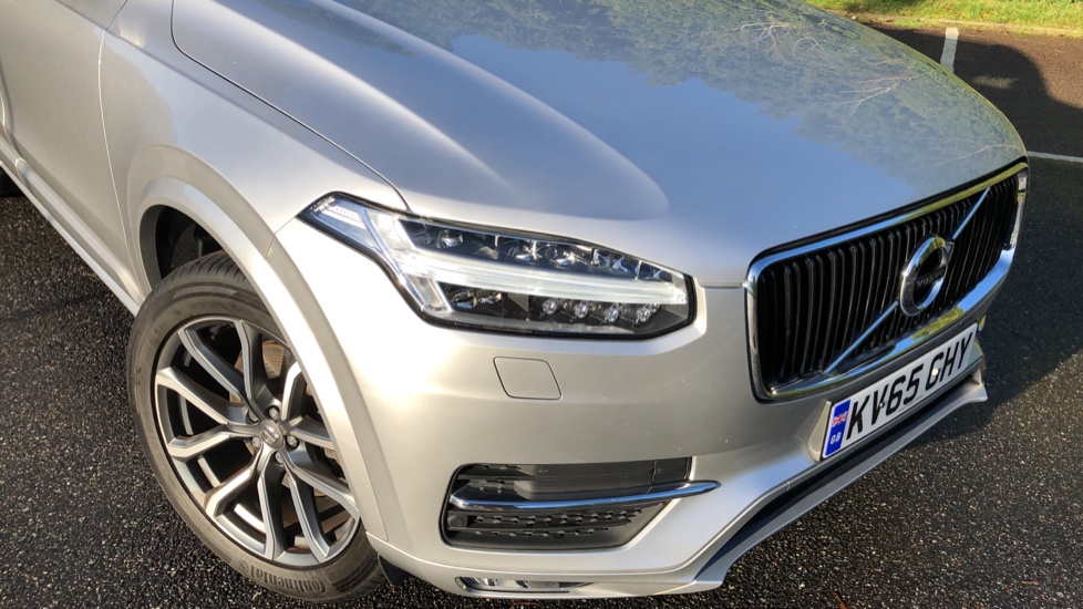 Volvo XC90 D5 Momentum AWD Auto, Nav, 7 Seats, Family & Winter Pack, Booster Seat, Heated Screen, CarPlay image 28