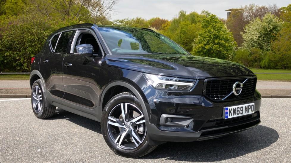 Volvo XC40 T4 R Design AWD Auto, Xenium, Winter & Convenience Packs, Intellisafe Pro, Smartphone 2.0 Automatic 5 door Estate (2019)