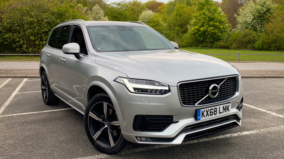 Volvo XC90 2.0 D5 PowerPulse AWD R Design Auto W. Winter Pack, Nav, Front & Rear Park Assist Diesel Automatic 5 door Estate (2018) image