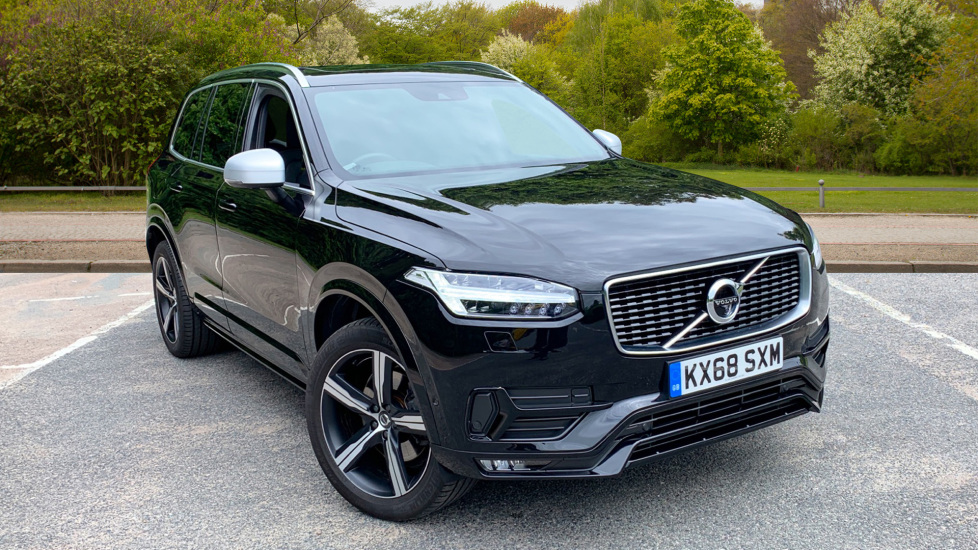 Volvo XC90 2.0 D5 PowerPulse R Design AWD Auto W. Winter Pack, Xenium Pack & 360 Cam Diesel Automatic 5 door Estate (2018) image