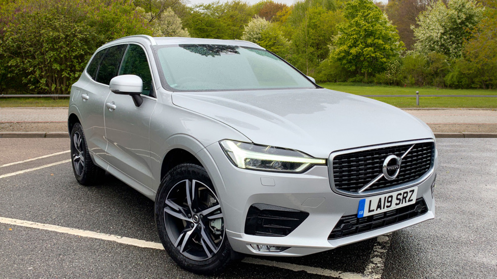 Volvo XC60 2.0 T5 R Design AWD Auto With. Rear Parking Camera, Smartphone & Tempa Spare Wheel Automatic 5 door Estate (2019)