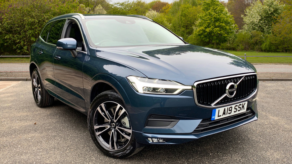 Volvo XC60 T5 Momentum Pro Auto With. Family Pack, Rear Parking Camera & Sensus Nav   2.0 Automatic 5 door 4x4 (2019)