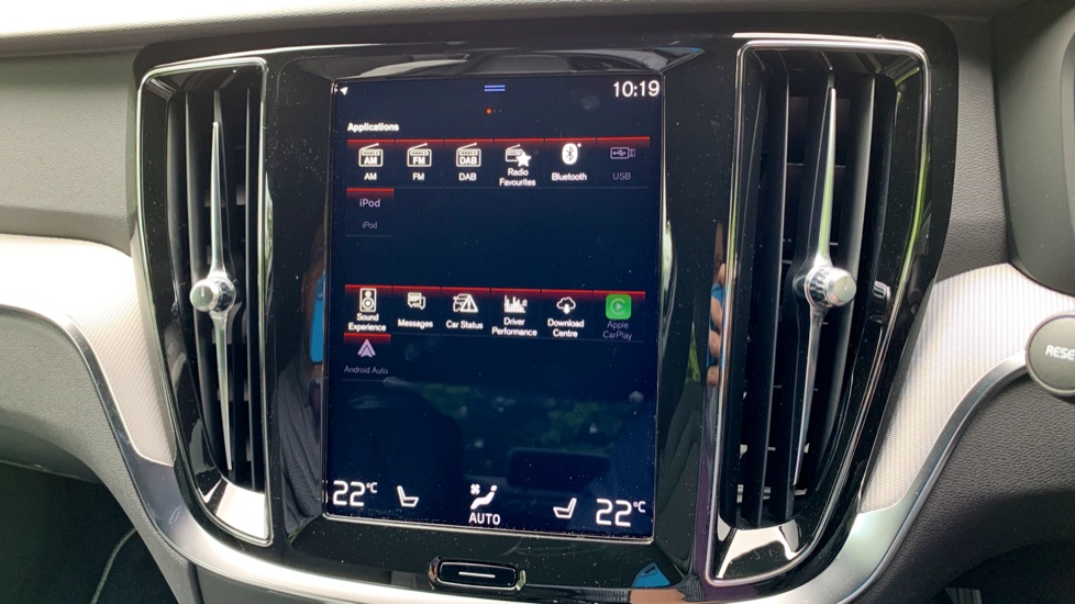 Volvo S60 2.0 T5 Petrol 250hp R Design Edition Nav Auto with Launch Pack, Rear Camera & Apple Car Play image 22