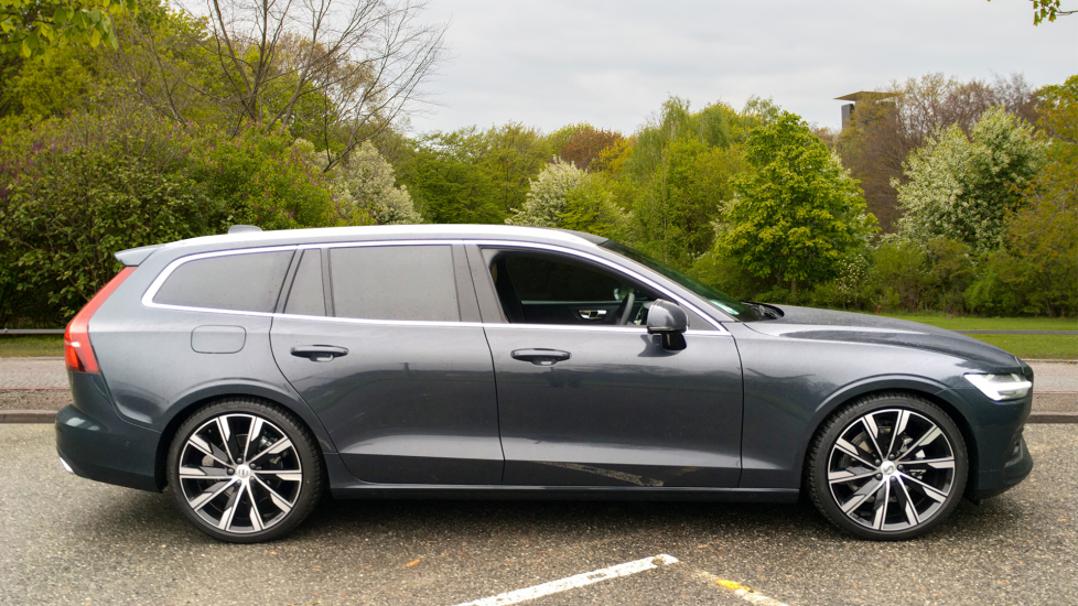 Volvo V60 2.0 D3 150hp Euro 6 Inscription Pro Nav Auto with Xenium Pack, Intellisafe Pro & Smartphone image 4