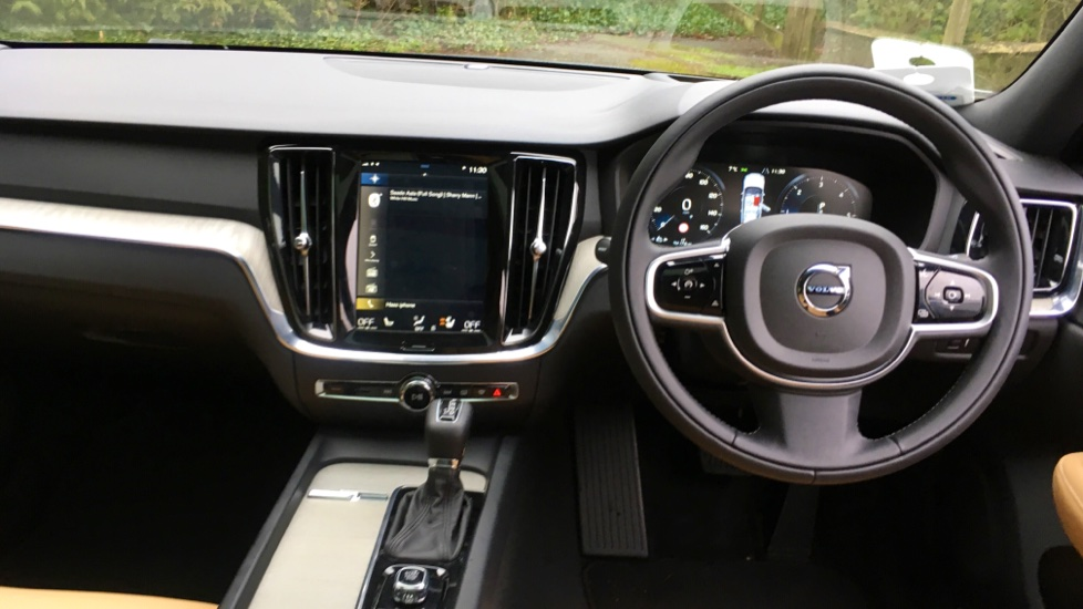 Volvo V60 2.0 D3 150hp Euro 6 Inscription Pro Nav Auto with Xenium Pack, Intellisafe Pro & Smartphone image 6