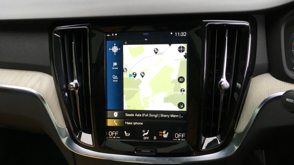 Volvo V60 2.0 D3 150hp Euro 6 Inscription Pro Nav Auto with Xenium Pack, Intellisafe Pro & Smartphone image 7