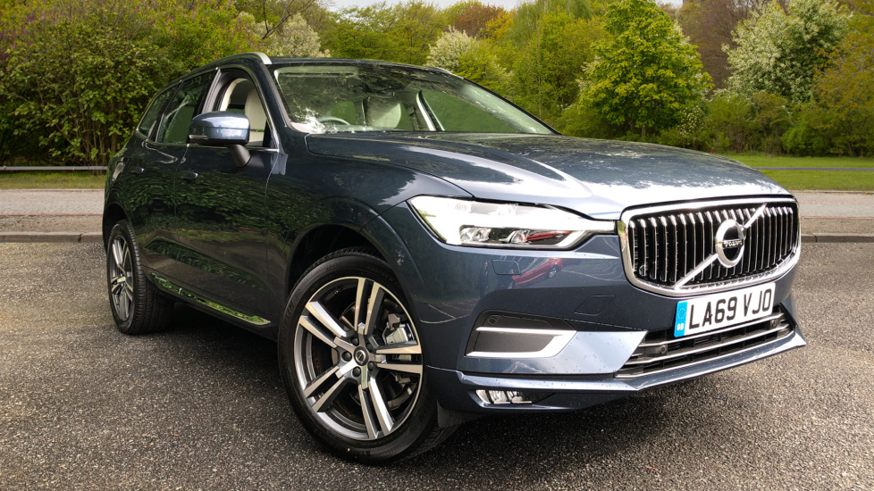 Volvo XC60 B4D Mild Hybrid Inscription AWD AT, Winter & Family Pks, 20 Inch Alloys, Rr.Cam, Nav, DAB 2.0 Diesel Automatic 5 door 4x4 (2020)