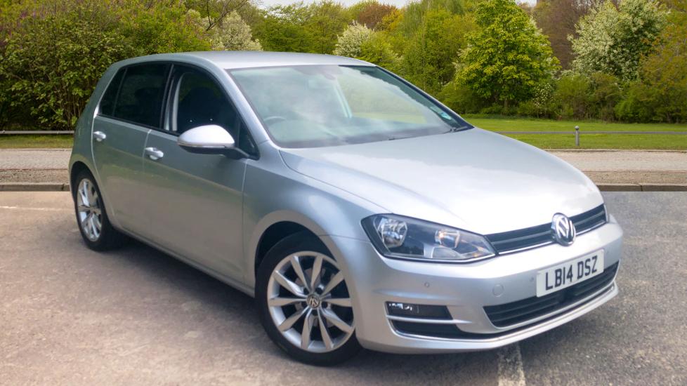Volkswagen Golf 2.0 TDI Bluemotion TECH GT, 5dr, Manual, Sat Nav, DAB Radio & Adaptive Cruise Control. Diesel Hatchback (2014) image