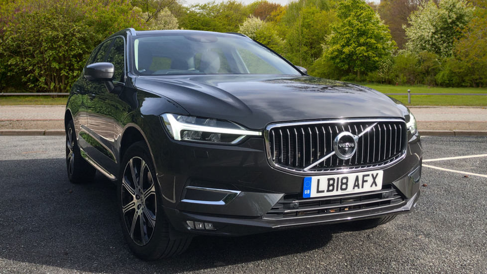 Volvo XC60 T5 AWD Inscription Pro Nav Auto with Air Suspension, CD Player, 360 Camera, BLIS, Tempa Spare 2.0 Automatic 5 door 4x4 (2018)