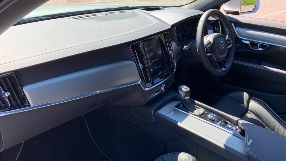 Volvo S90 T5 Petrol R Design Pro Nav Auto with SmartPhone, BLIS, Tints, 360Cam, Seat Pk & Xenium Pk image 3
