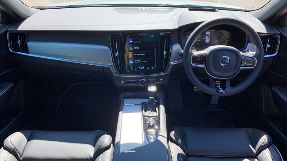 Volvo S90 T5 Petrol R Design Pro Nav Auto with SmartPhone, BLIS, Tints, 360Cam, Seat Pk & Xenium Pk image 6