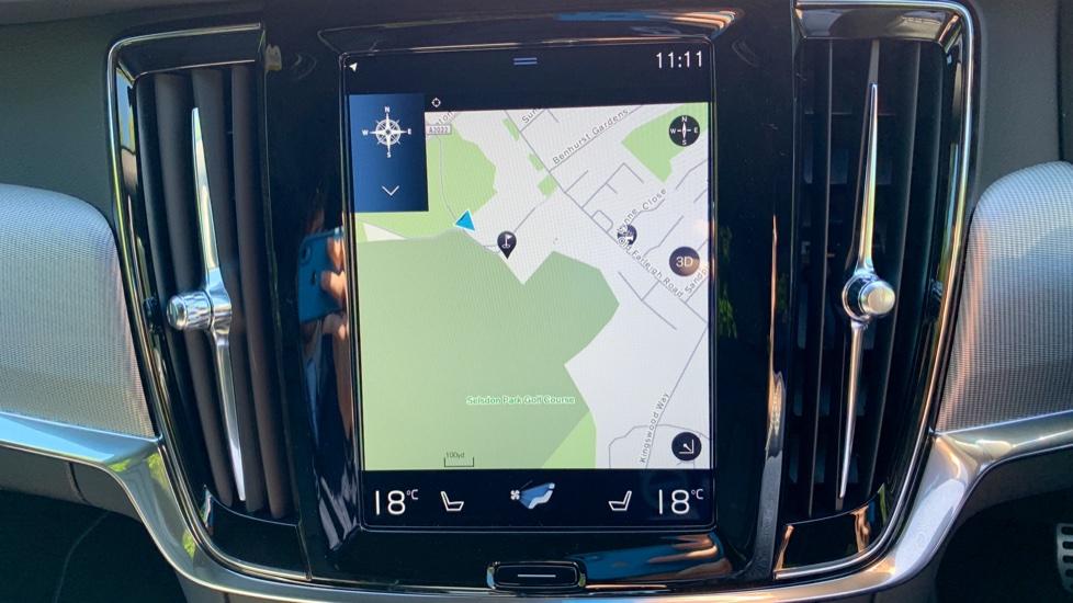 Volvo S90 T5 Petrol R Design Pro Nav Auto with SmartPhone, BLIS, Tints, 360Cam, Seat Pk & Xenium Pk image 16
