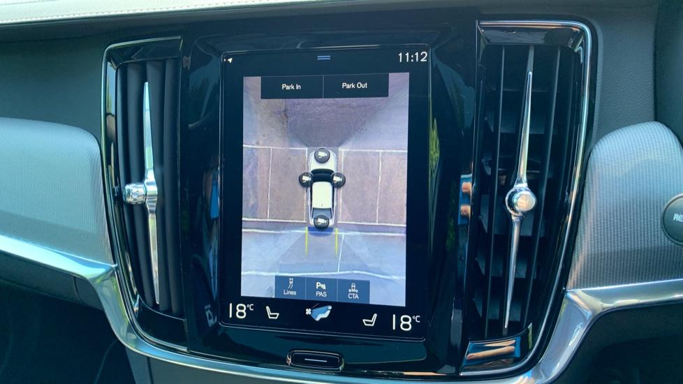 Volvo S90 T5 Petrol R Design Pro Nav Auto with SmartPhone, BLIS, Tints, 360Cam, Seat Pk & Xenium Pk image 8
