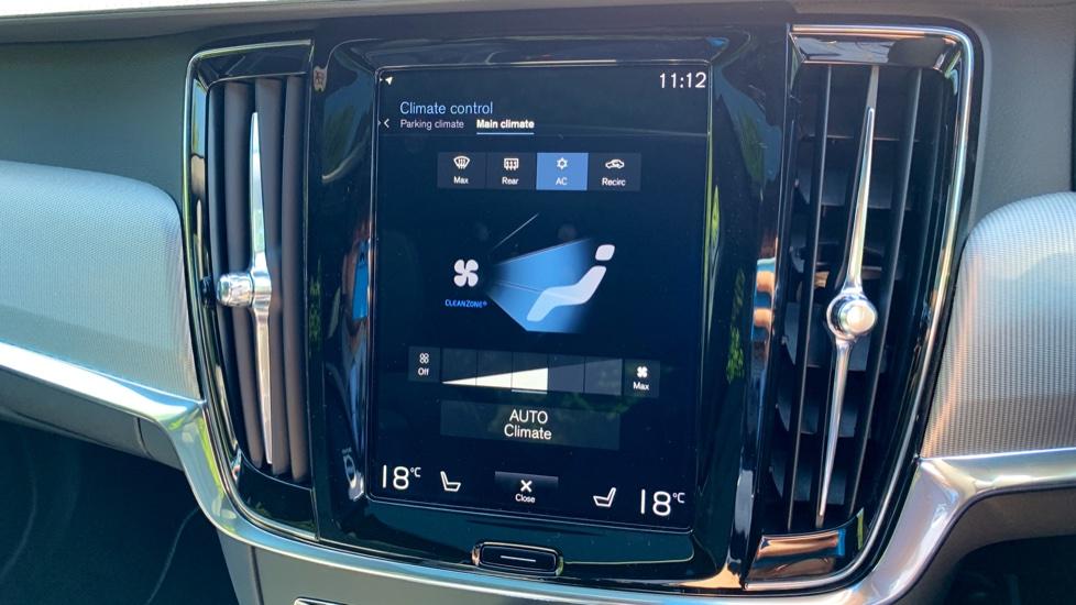 Volvo S90 T5 Petrol R Design Pro Nav Auto with SmartPhone, BLIS, Tints, 360Cam, Seat Pk & Xenium Pk image 20