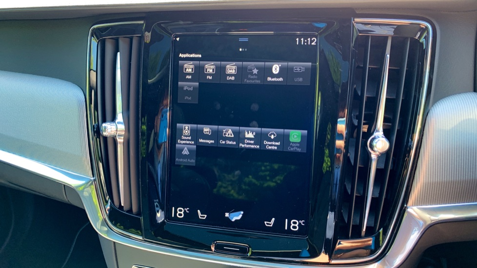 Volvo S90 T5 Petrol R Design Pro Nav Auto with SmartPhone, BLIS, Tints, 360Cam, Seat Pk & Xenium Pk image 21