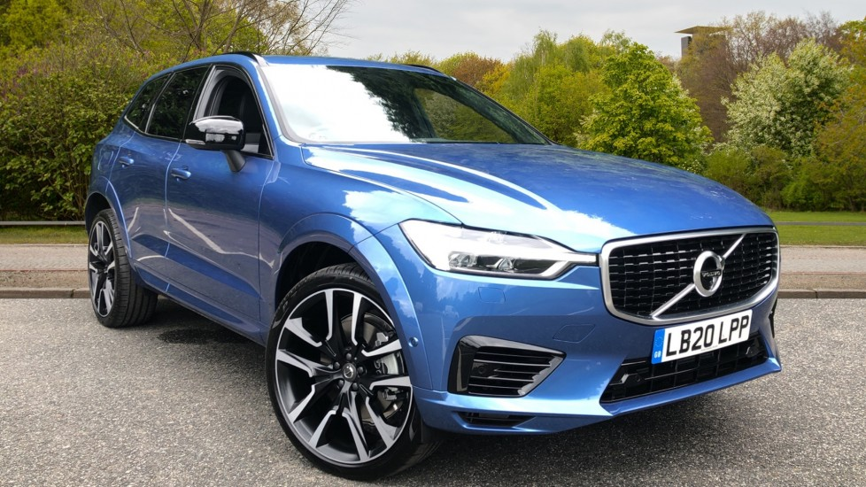 Volvo XC60 T8 Hybrid R Design Pro AWD Auto, Xenium, Family & Convenience Packs, Sunroof, 360 Cam, Towbar 2.0 Petrol/Electric Automatic 5 door 4x4 (2020) image