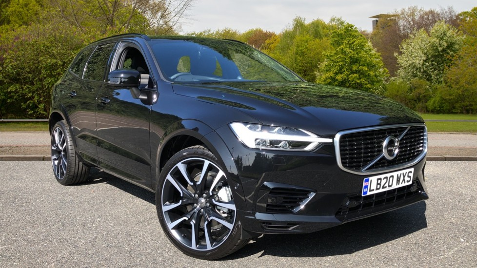 Volvo XC60 T8 Hybrid R Design Pro AWD Auto, Bowers & Wilkins, Xenium, Family & Convenience Packs, Sunroof 2.0 Petrol/Electric Automatic 5 door 4x4 (2020) image