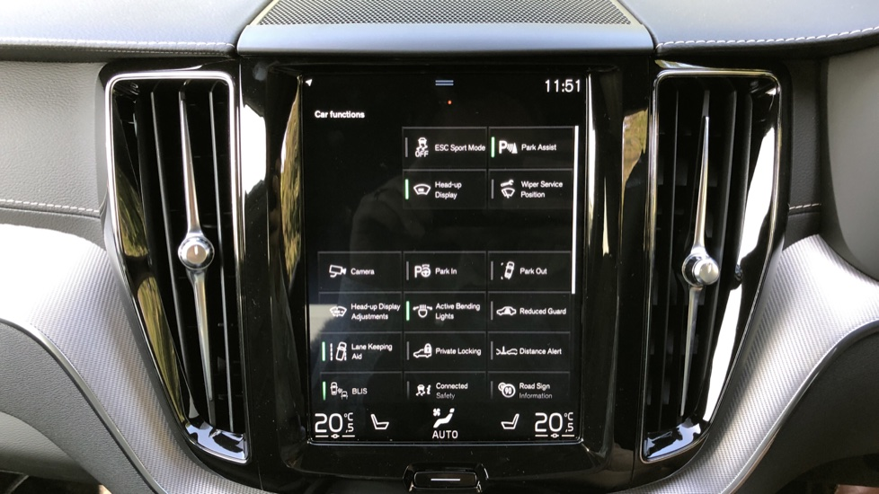 Volvo XC60 T8 Hybrid R Design Pro AWD Auto, Bowers & Wilkins, Xenium, Family & Convenience Packs, Sunroof image 32